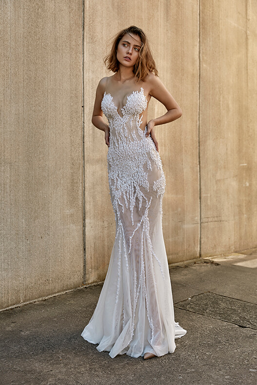 Bridal Couture » Melbourne Couture Wedding Dresses - OGLIA-LORO Couture