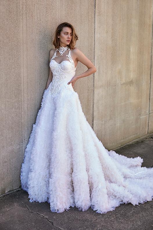 Bridal Couture » Melbourne Couture Wedding Dresses - OGLIA-LORO Couture